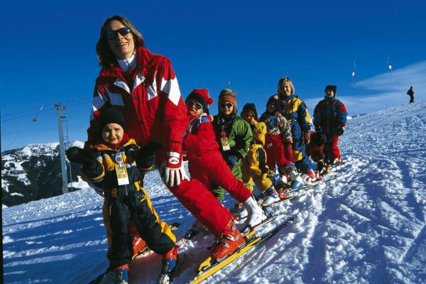 Wildschönau:Wintersport bestemming voor het hele gezin