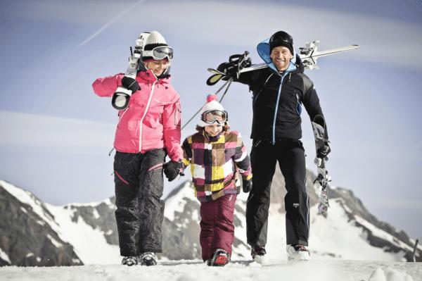 Stubaital: verkozen tot beste familie skigebied