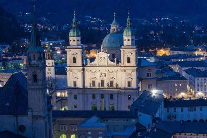 Salzburg de stad van muziek