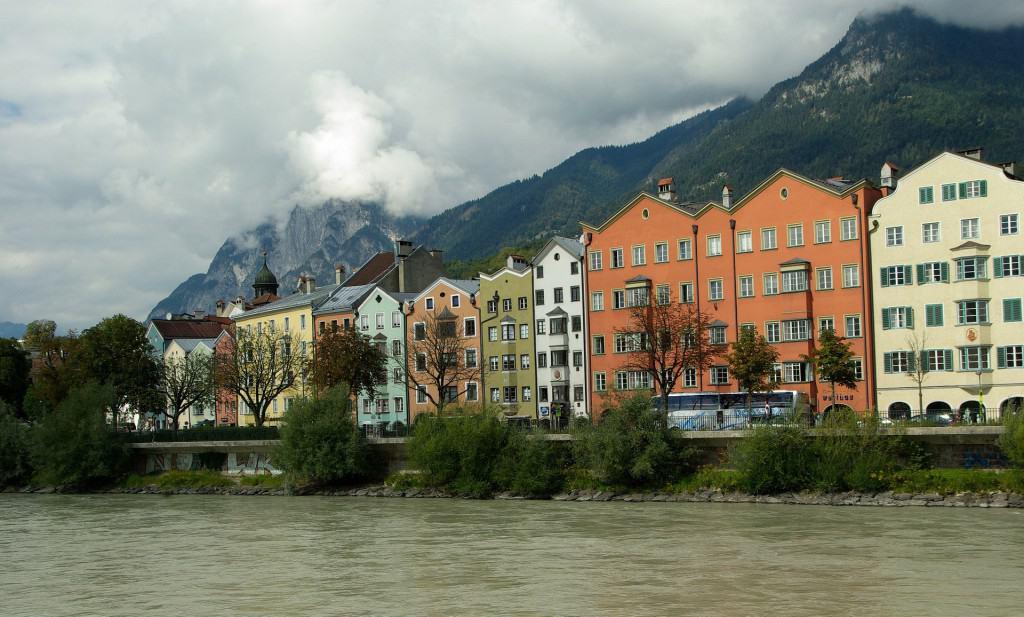 Innsbruck Oostenrijk