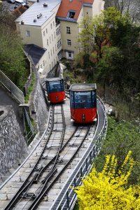 Oostenrijk graz Schlossbergbahn