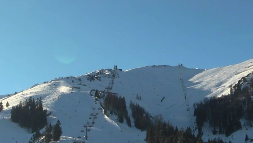 Skigebied Christlum Achenkirch