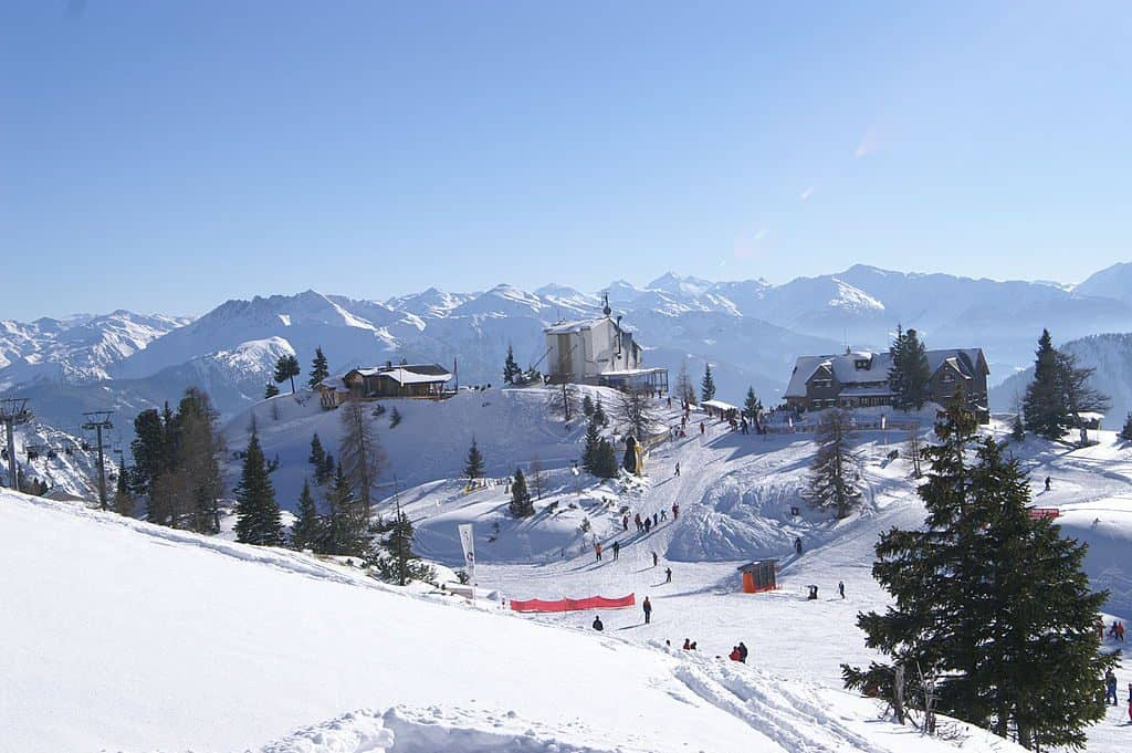 Skigebied Achensee
