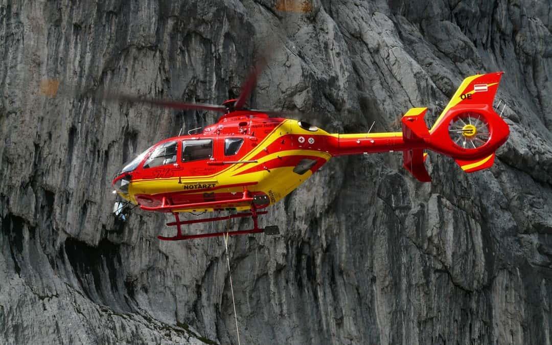 wat te doen bij een ongeval in de bergen