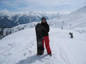 Wintersporten in Salzburgerland