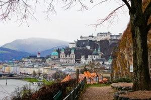 Lente in Oostenrijk en Salzburg