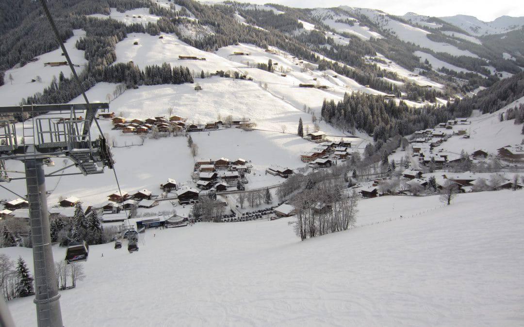 Goedkoop wintersporten in Oostenrijk