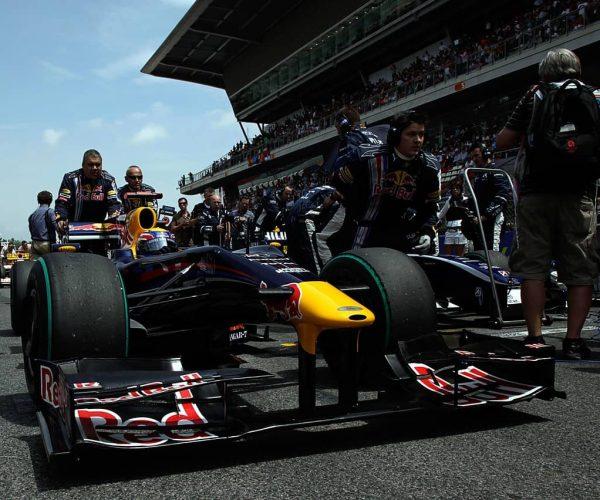 F1 oostenrijk met publiek