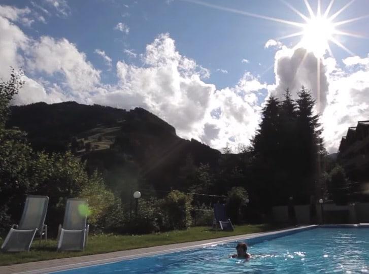 Landal Rehrenberg zwembad