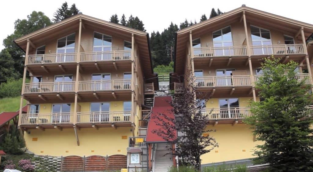 Landal vakantiewoningen Rehrenberg