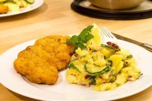 Recept Wiener Schnitzel