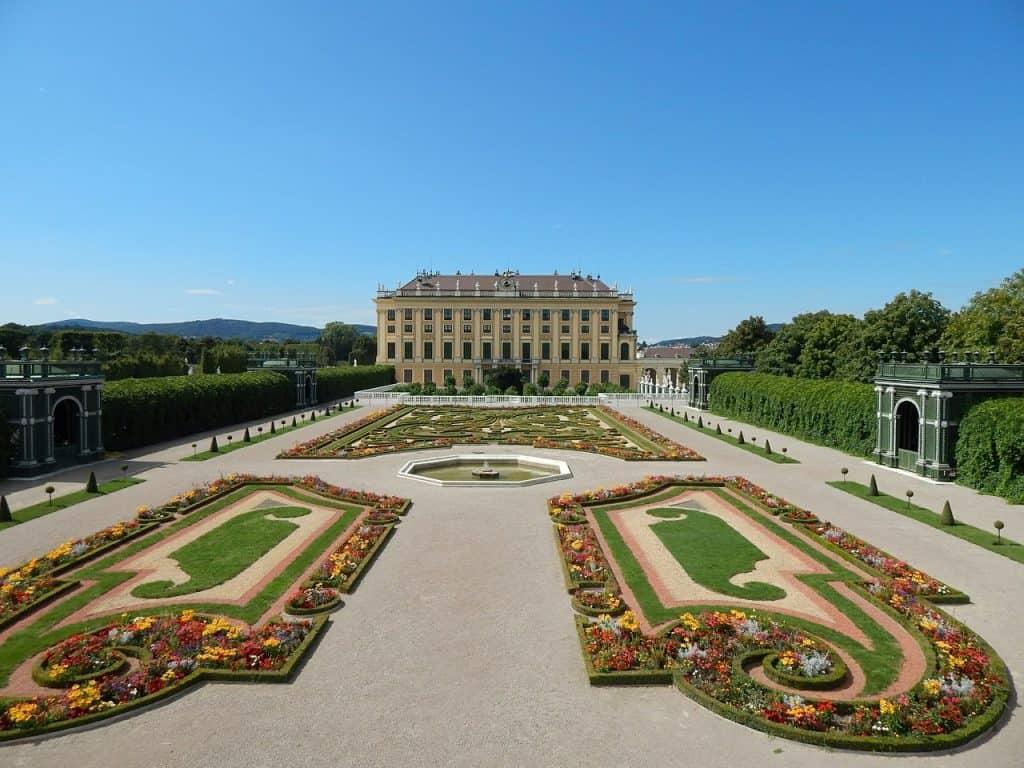 Slot Schönbrunn