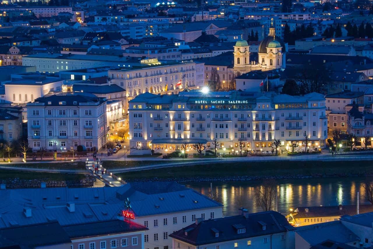 Luxe Hotels in Salzburg