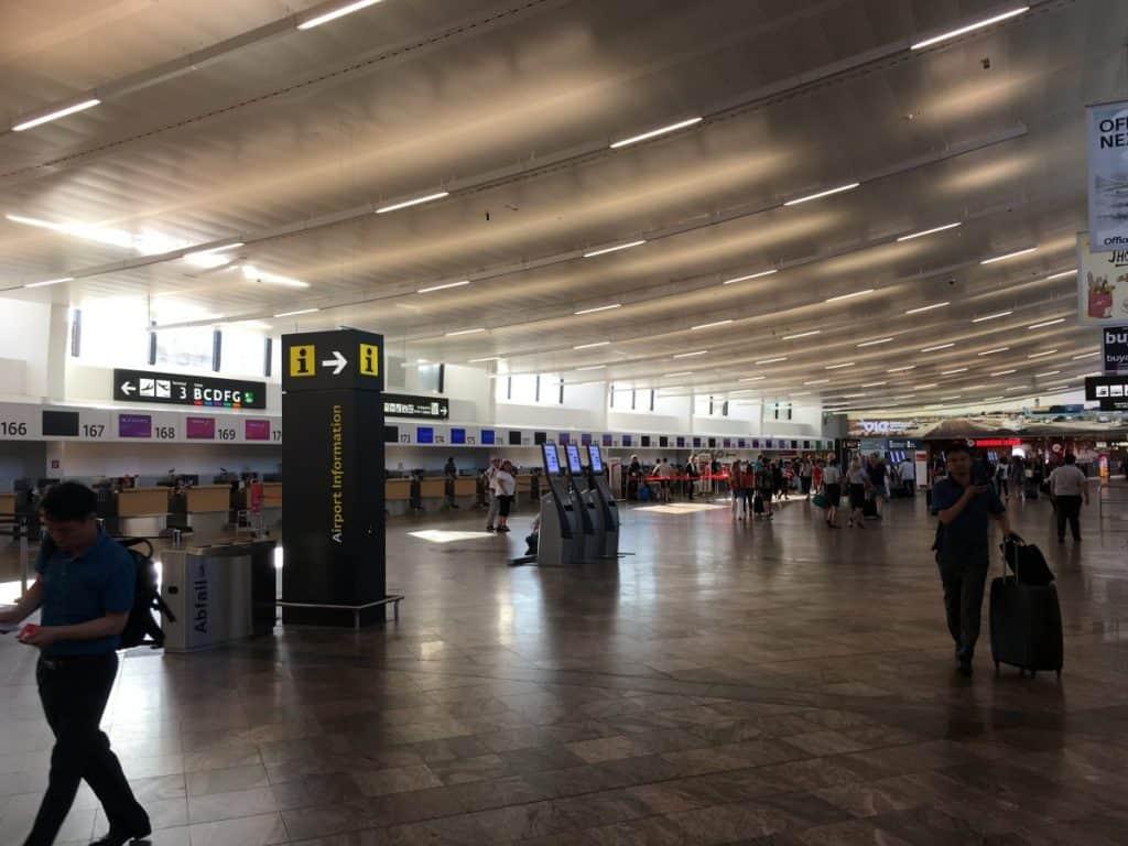 Vliegvelden in Oostenrijk