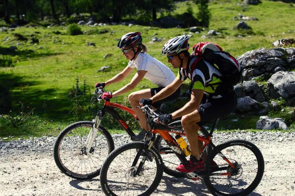 Mountainbiken in Oostenrijk - © Oesterreich-Werbung_Leo-Himsl