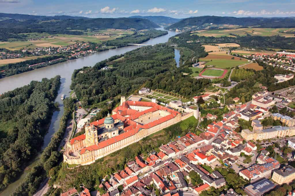 © Melk an der Donau / Wachau Österreich Werbung, Fotograf: Homberger