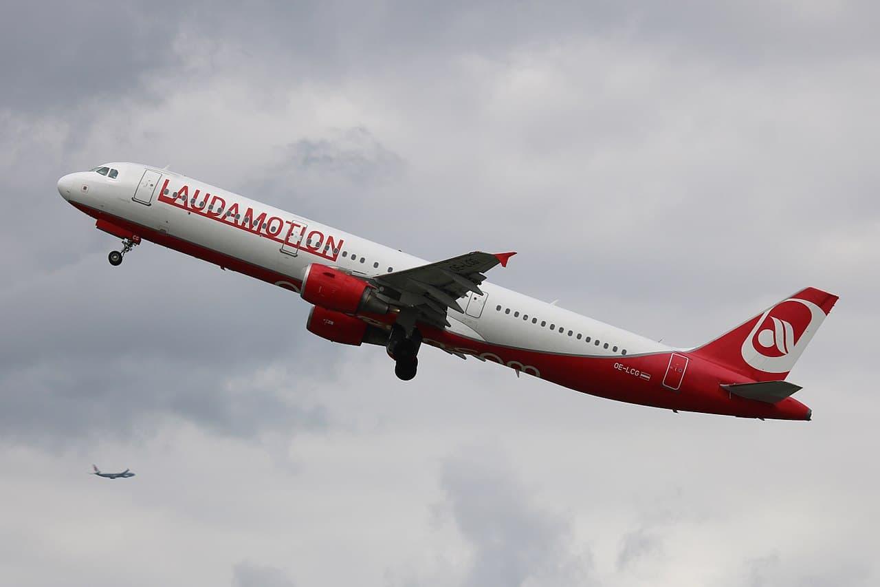 Laudamotion naar Wenen vanaf Eindhoven