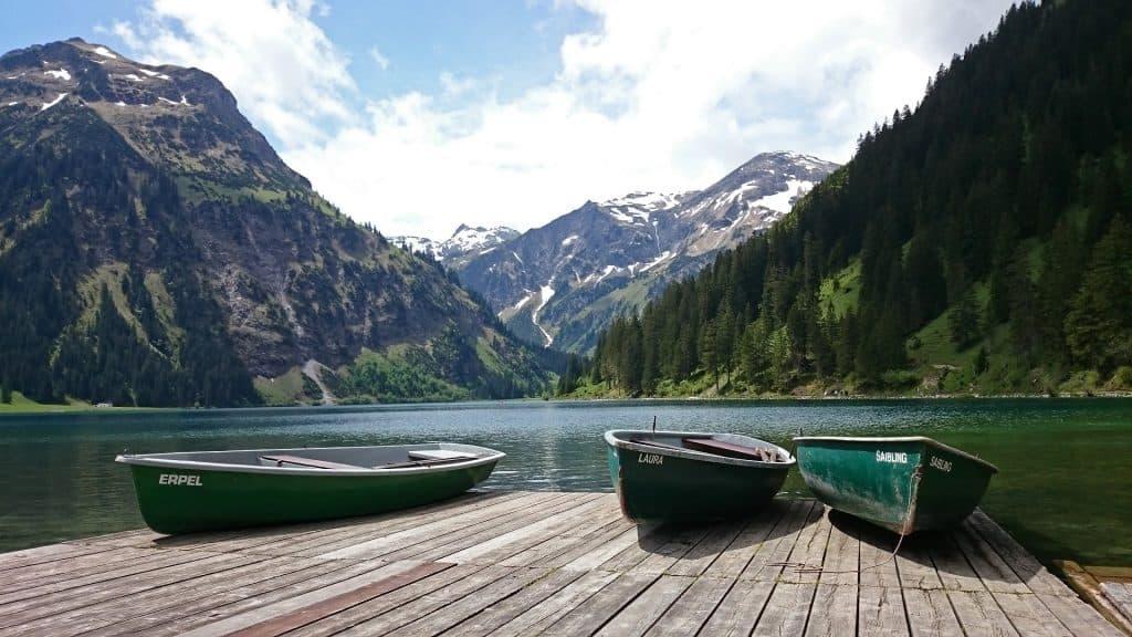 Mooiste meren van Oostenrijk