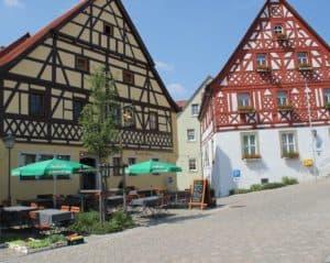 Hotel Stern Geiselwind