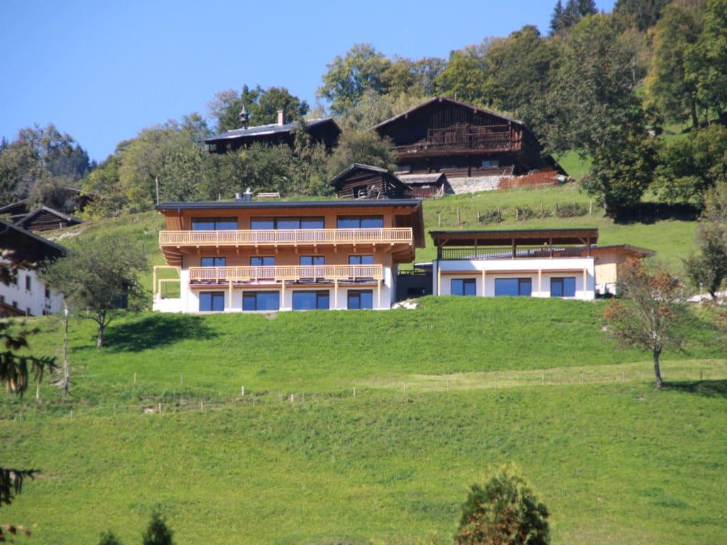 Skichalet in Oostenrijk