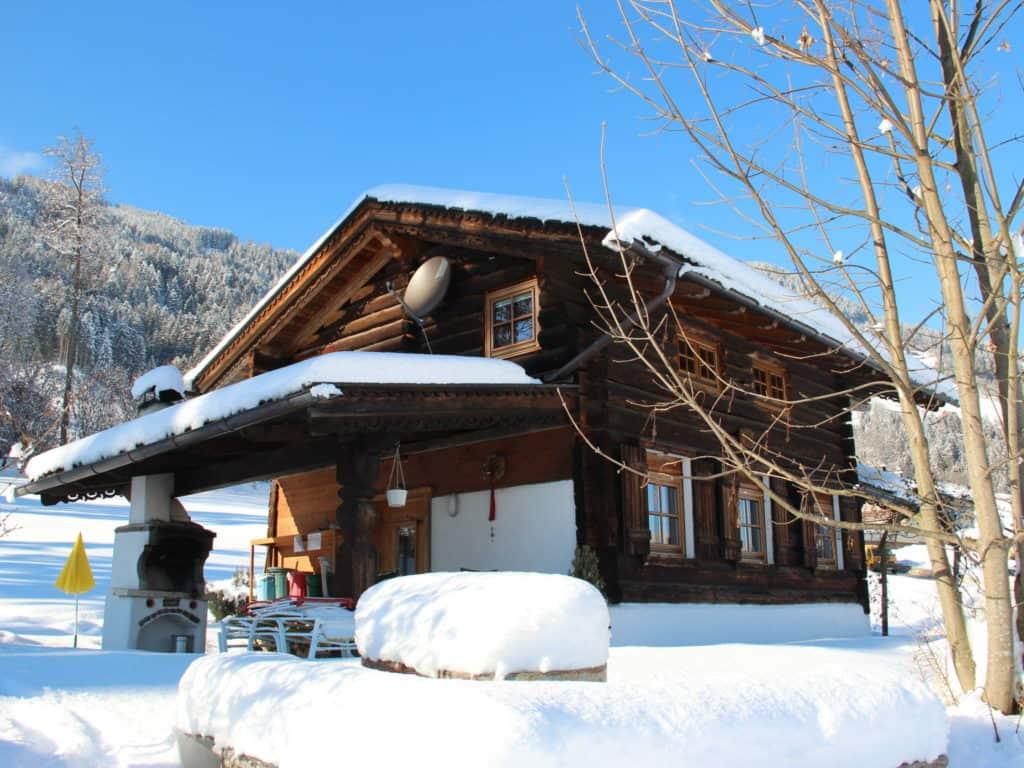 vakantiewoning huren wintersport