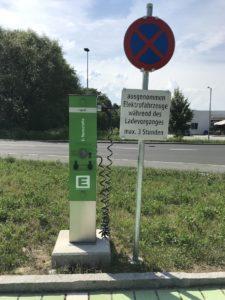 opladen elektrische auto in Oostenrijk