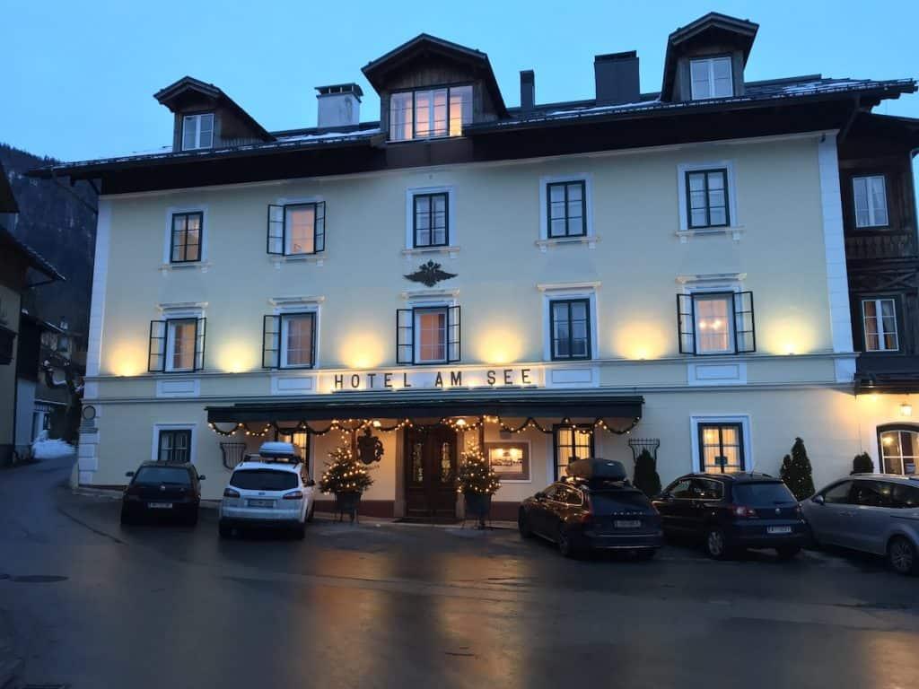 Hotels en overnachten in het Salzkammergut