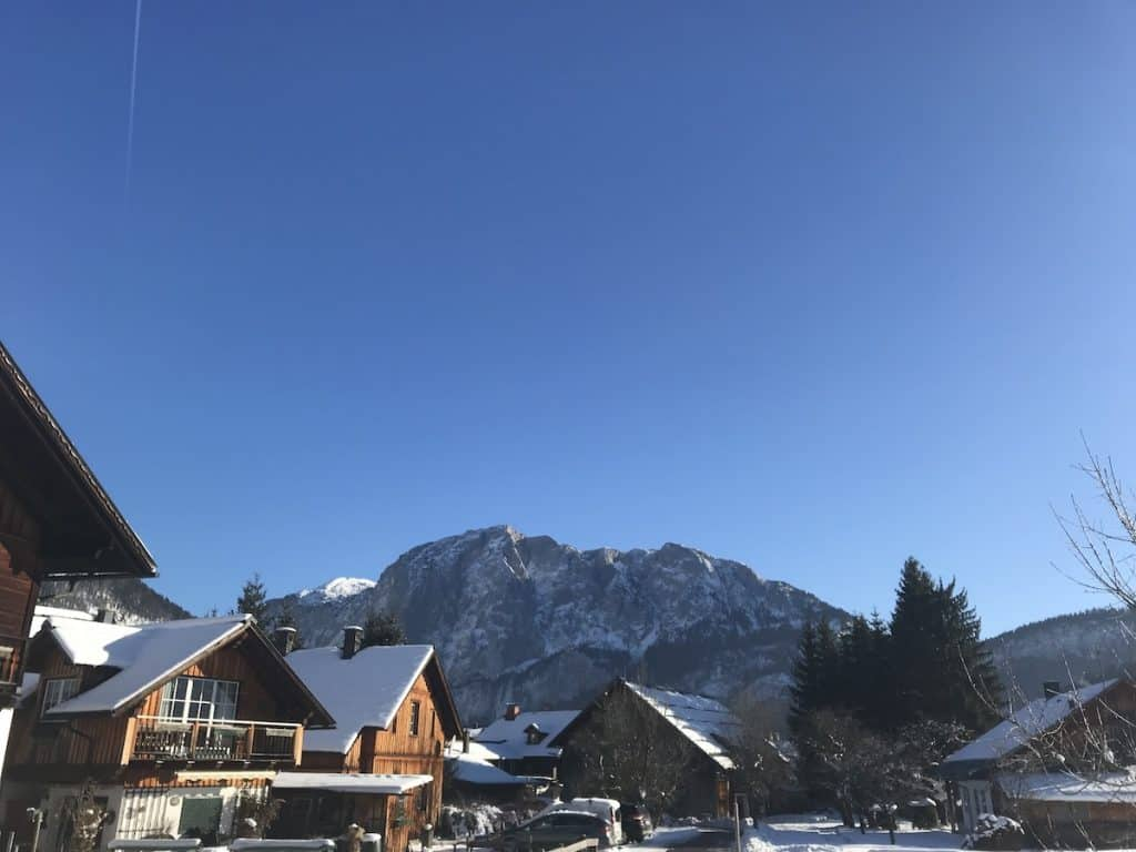 Salzkammergut Oostenrijk
