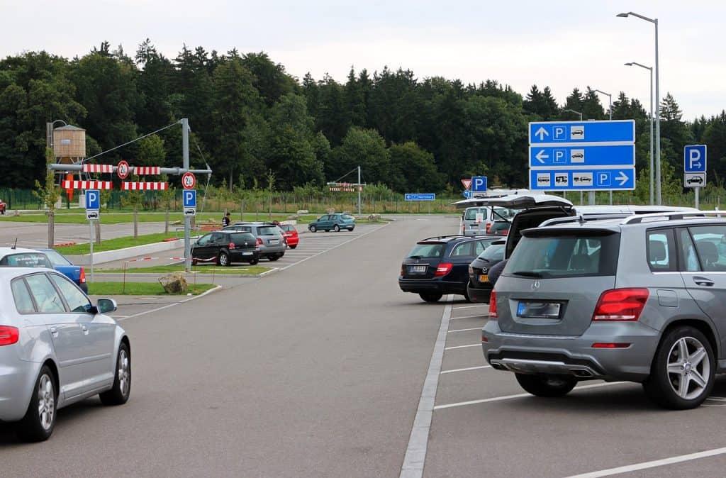 Parkeren in Oostenrijk