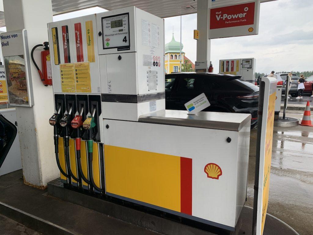 Brandstofprijzen in Oostenrijk