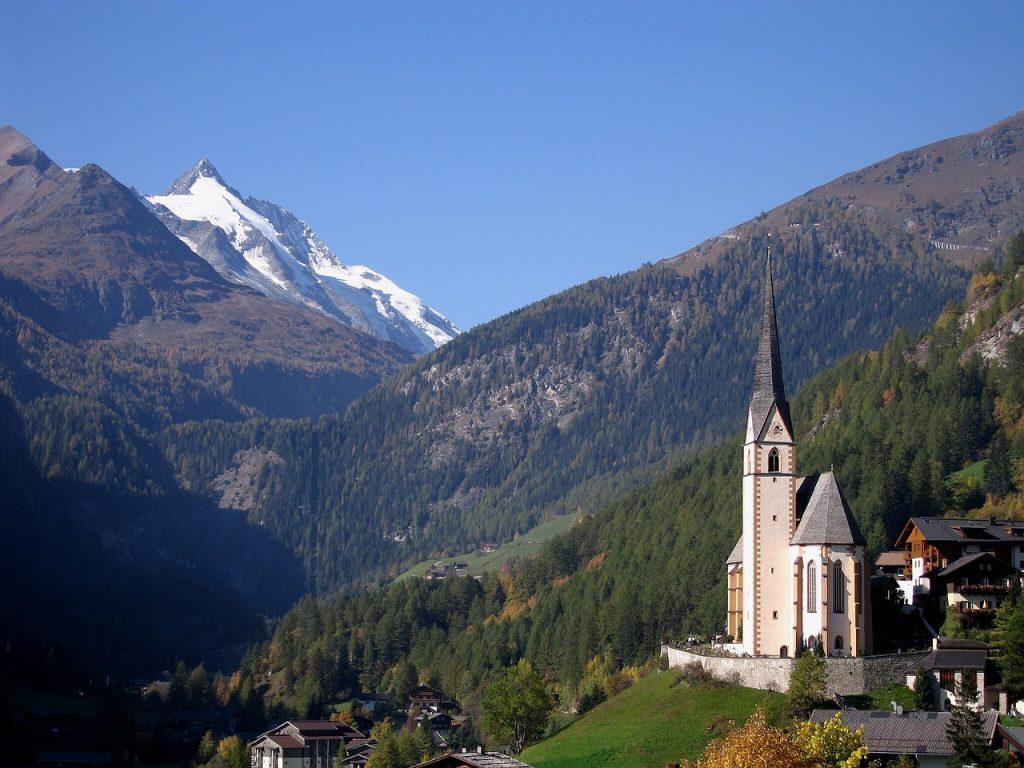Heiligenblut am Großglockner - Mooiste dorpen van Oostenrijk
