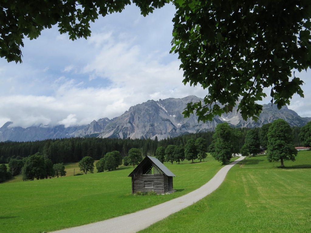 Dorpen in Oostenrijk