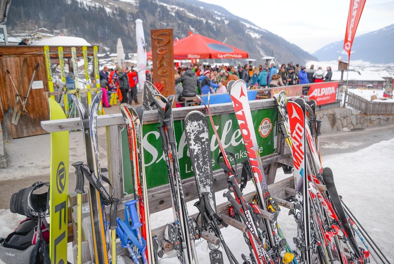 Geen après-ski wel wintersport in Oostenrijk