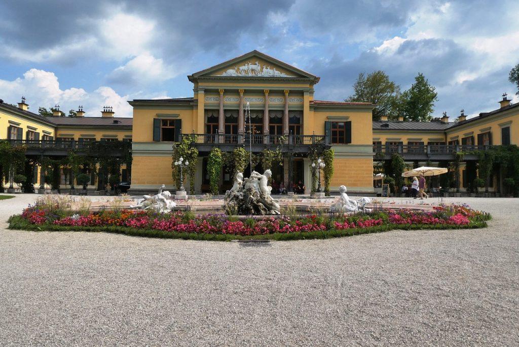 Bad Ischl één van de mooiste dorpen in Oostenrijk
