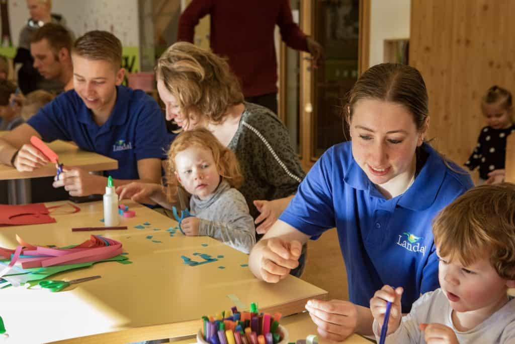 Activiteiten bij Landal Brandnertal in de zomer voor kinderen