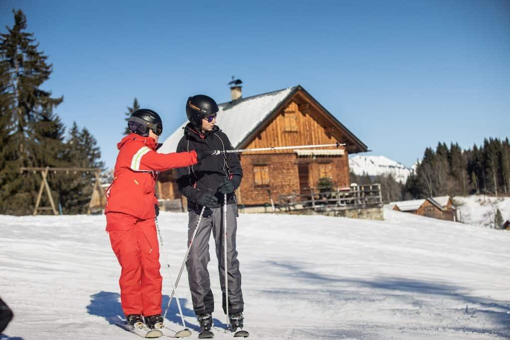 Wintersport bij Landal Hochmontafon in Vorarlberg Oostenrijk