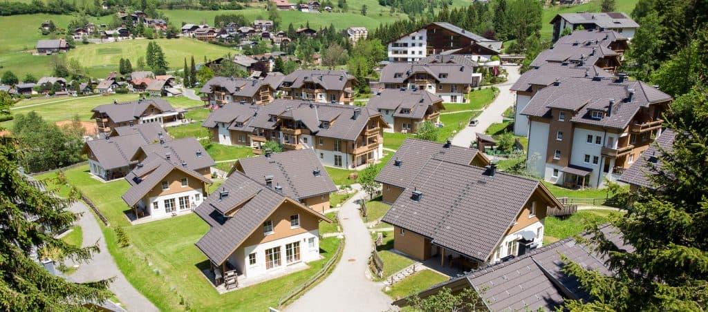 Landal Bad kleinkirchheim in de zomer