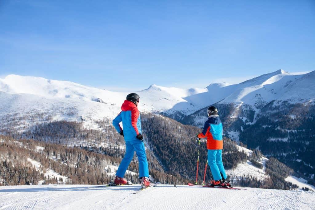 Wintersporten in Bad Kleinkirchheim