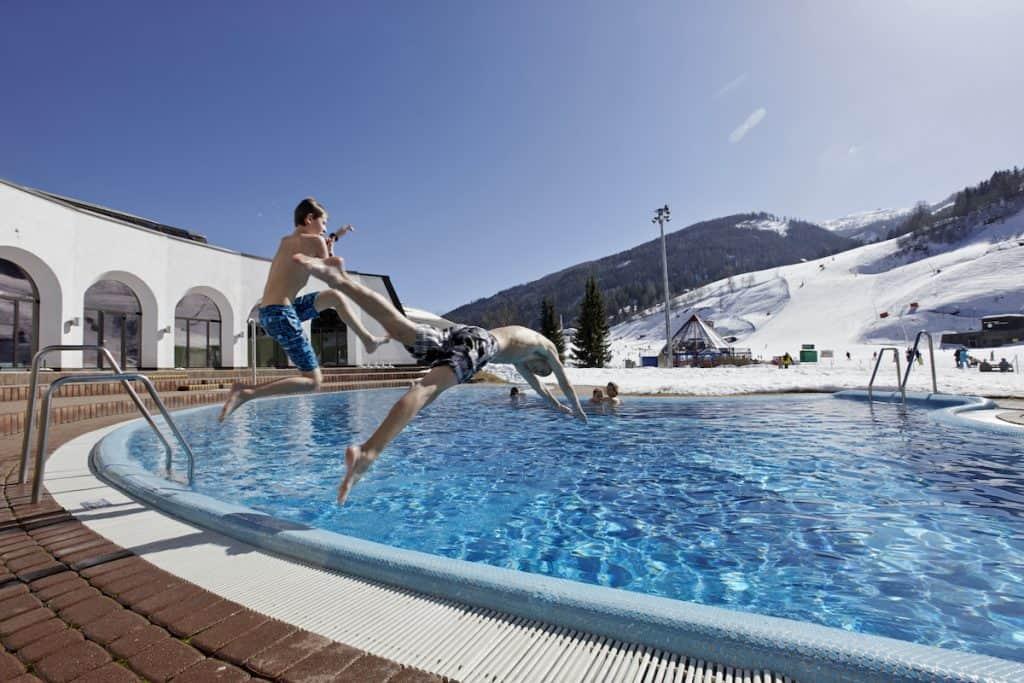 Zwemmen in Bad Kleinkirchheim