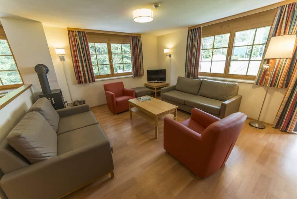 Appartementen Landal in oostenrijk