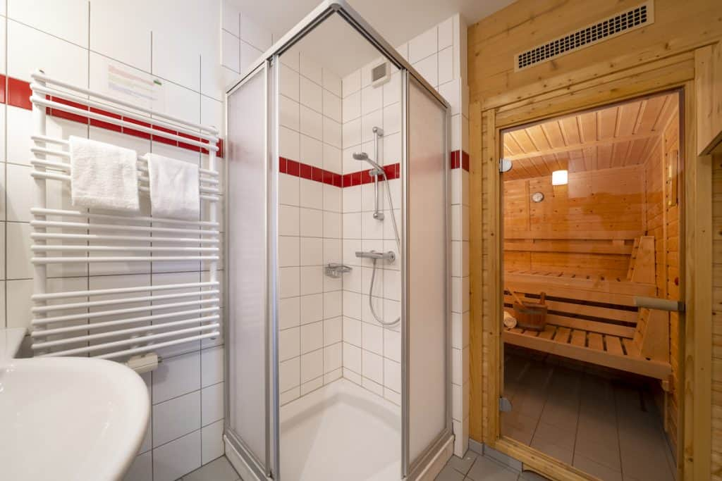 Landal Katschberg badkamer