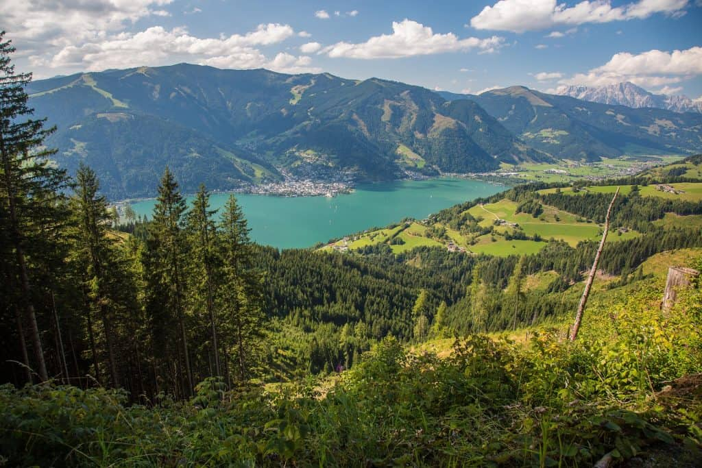 Zeller See in Zell am See