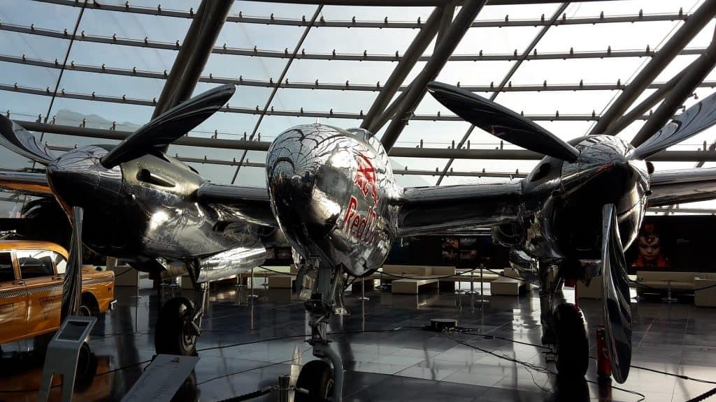 Hangar 7 - Salzburgerland