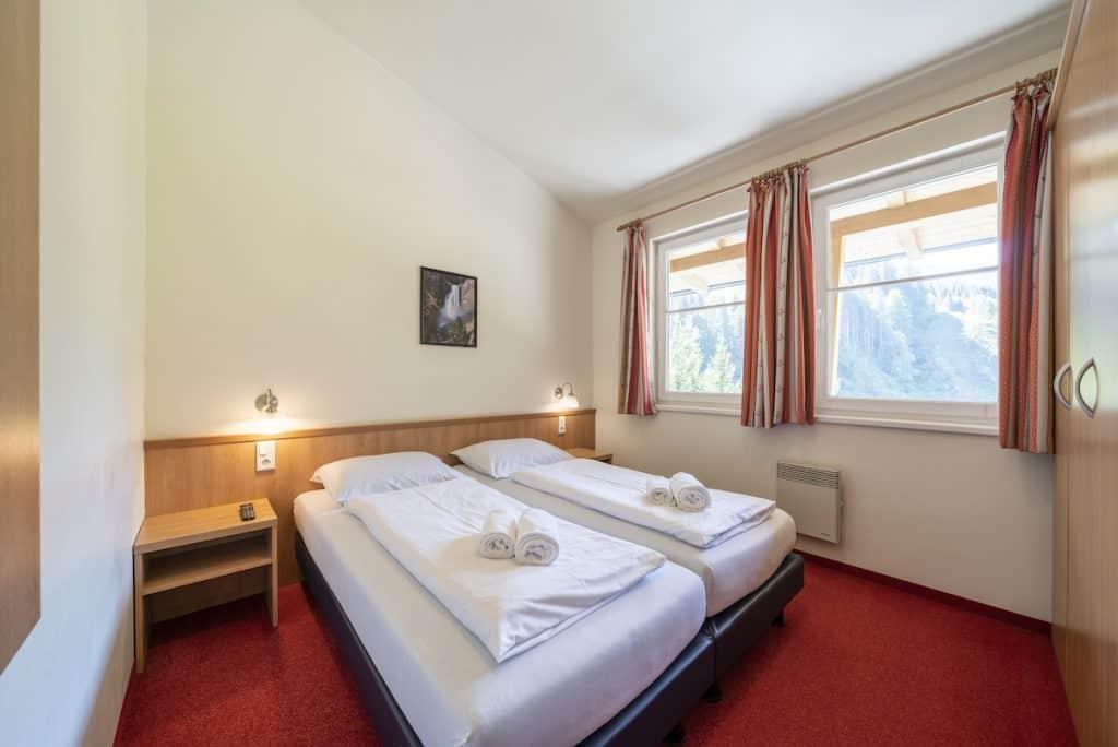 Landal Rehrenberg slaapkamer