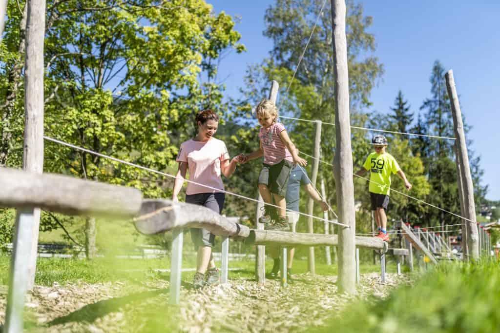 Speeltuin Landal rehrenberg zomer