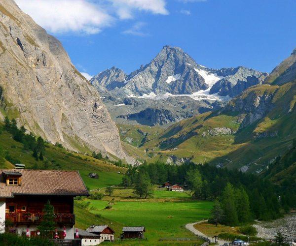 De 15 hoogste bergtoppen van Oostenrijk