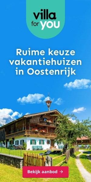 Villa For you appartementen in Oostenrijk