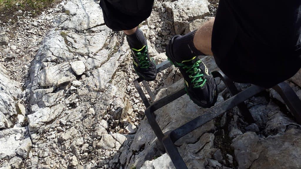 Bergsport in Oostenrijk (2021)