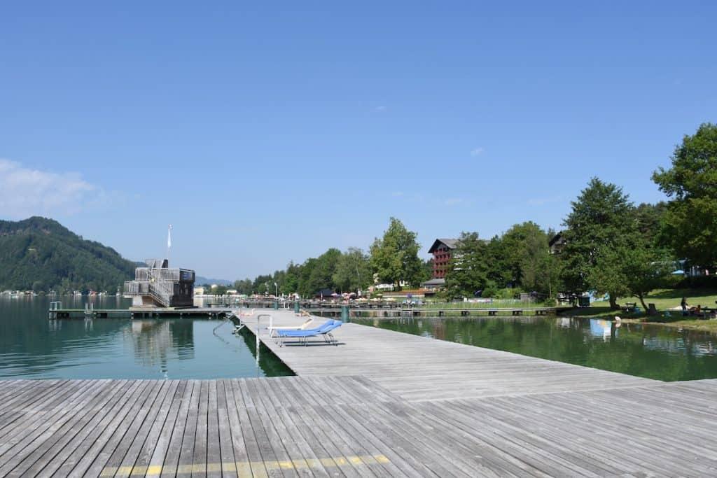 Klopeinersee - Karinthië
