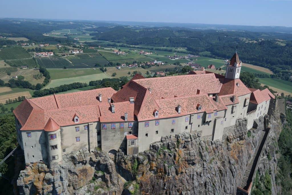 De Riegersburg - één van de mooiste kastelen van de Steiermark